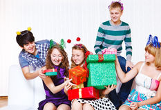 Presents Stock Image