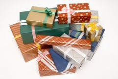 Presents 3 Royalty Free Stock Photos