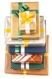 Presents 4 Royalty Free Stock Images