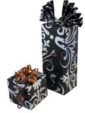 Presents. Two presents wrapped in special paper for a special occasion Royalty Free Stock Photos