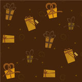 Presents background Stock Images