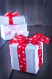 Presents Stock Photography