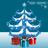 Presents for Christmas Stock Images
