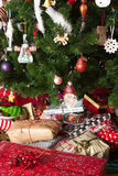 Presents for christmas Royalty Free Stock Image
