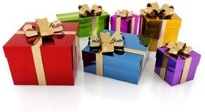 Presents Stock Photo