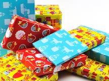 Presents for Sinterklaas Stock Images