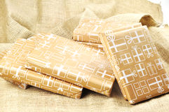 Presents for Sinterklaas Stock Image