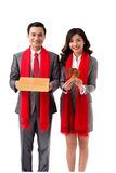Presents for Tet Royalty Free Stock Image