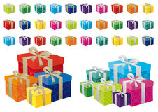 Presents! Royalty Free Stock Photos