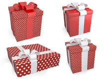 Presents withbow Stock Photography