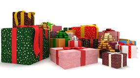 Presents2 Photo stock