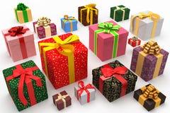 Presents4 Stock Image