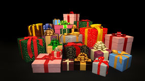 Presents5 Stock Photos