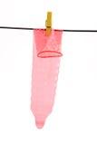 Preservativo Fotografie Stock