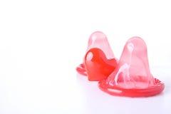Preservativos Fotografía de archivo libre de regalías