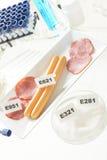 preservativos Imágenes de archivo libres de regalías