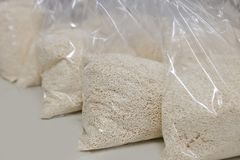 Preservativos de comida químicos Imágenes de archivo libres de regalías