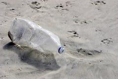 Preserve the beach Stock Image