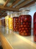 Preserve fruit Royalty Free Stock Image