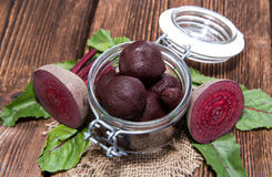 Preserved Beet Stock Photos