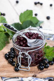 Preserved Black Currants Royalty Free Stock Image