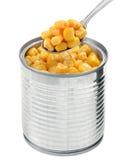 Preserved corn Royalty Free Stock Photos