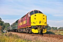 Preserved diesel trips Royalty Free Stock Photography