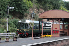 Free Preserved Dmu At Bewdley, Severn Valley Railway. Stock Photo - 98818520