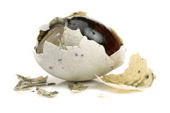 Preserved duck eggs Stock Photography