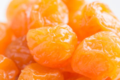 Preserved fruits or dried honey Chinese plum Royalty Free Stock Photos