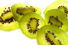 Preserved Kiwi Fruits Stock Photo