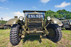 Preserved military GS truck Royalty Free Stock Image