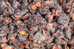 Preserved plum Royalty Free Stock Photography