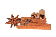Preserved Spices Royalty Free Stock Images