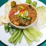 Preserved vegetables ,thai food Stock Image