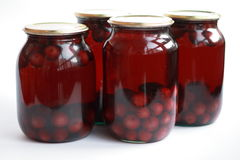 Preserves Royalty Free Stock Photo