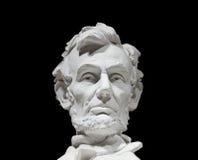President Abraham Lincoln Royaltyfri Bild