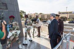 President av Kap Verde, Jorge Carlos Almeida Fonseca Royaltyfri Fotografi