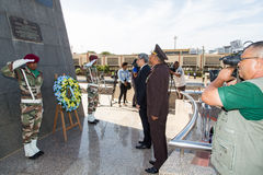 President av Kap Verde, Jorge Carlos Almeida Fonseca Royaltyfria Foton