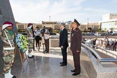 President av Kap Verde, Jorge Carlos Almeida Fonseca Royaltyfri Bild