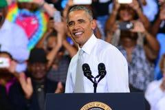 President Barack Obama stock foto's