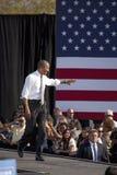 President Barack Obama Stock Photo