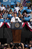 President Barack Obama Stock Images