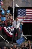 President Barack Obama Stock Photography