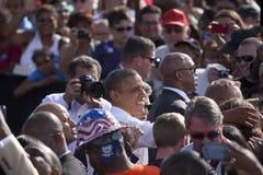 President Barack Obama Stock Image