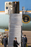 President Barack Obama i Arizona Royaltyfri Foto