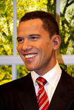 President Barak Obama Arkivbild