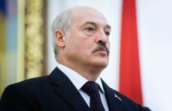 President of Belarus Alexander Lukashenko Stock Photography