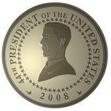 President Brack Obama Stock Image