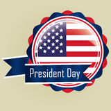 President day Stock Photography
